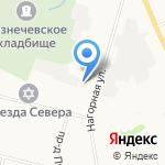 29 колёс на карте Архангельска
