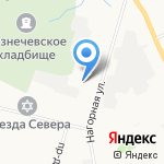 Нефтебизнес на карте Архангельска