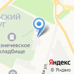 Pit-stop на карте Архангельска