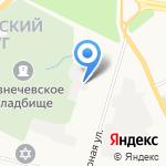 Планета игрушек на карте Архангельска