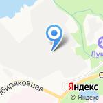 Интерпром на карте Архангельска