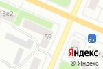 Схема проезда до компании Польщикова в Архангельске
