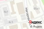 Схема проезда до компании Торговая сеть в Архангельске