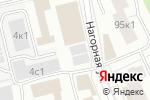 Схема проезда до компании Магазин кондитерской и хлебобулочной продукции в Архангельске