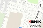Схема проезда до компании Pit-Stop в Архангельске