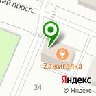 Местоположение компании Центр загородного строительства