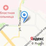 Память на карте Архангельска