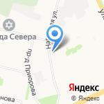 SOVUSHKA на карте Архангельска