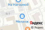 Схема проезда до компании Банкетный зал в Архангельске