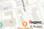 Схема проезда до компании Ваши деньги в Архангельске