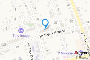 Однокомнатная квартира в Богучаре ул. Карла Маркса, 32