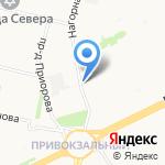 Мир обуви на карте Архангельска