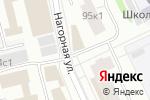Схема проезда до компании Мир обуви в Архангельске
