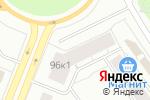 Схема проезда до компании Винный лабиринт в Архангельске