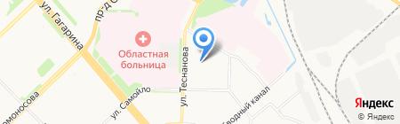 Ростехнадзор Северо-Западное Управление Федеральной службы по экологическому на карте Архангельска
