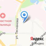 Северо-Западное управление Федеральной службы по экологическому на карте Архангельска