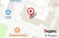 Схема проезда до компании Беломорье в Архангельске