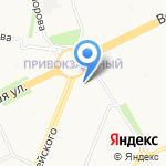 Любимый город на карте Архангельска