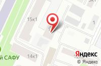 Схема проезда до компании Информмедиа в Архангельске