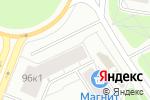 Схема проезда до компании Позитив в Архангельске