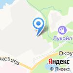 Северэнергомонтаж на карте Архангельска