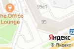 Схема проезда до компании Вестфалика в Архангельске