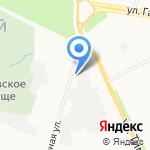 Автосеть-Emex на карте Архангельска