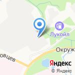 Мир снабжения на карте Архангельска