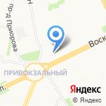 Dream на карте Архангельска