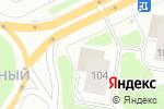 Схема проезда до компании Банкомат, ЮниКредит банк в Архангельске