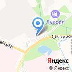 Арсенал-Строй на карте Архангельска