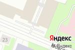 Схема проезда до компании LikeNew29 в Архангельске