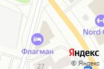 Схема проезда до компании Магазин посуды в Архангельске