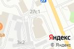 Схема проезда до компании Кругозор в Архангельске