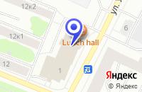 Схема проезда до компании АВТОРЕСУРС в Архангельске