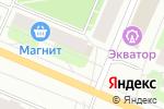 Схема проезда до компании Камуфляж-ка в Архангельске