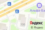 Схема проезда до компании Художественный салон-галерея, АНО в Архангельске
