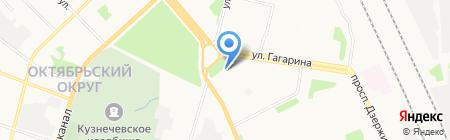 Лидер Групп на карте Архангельска