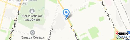 VIVA HAUS на карте Архангельска