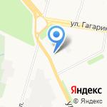 Энергия движения на карте Архангельска