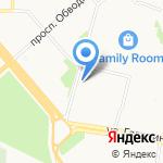 Символика на карте Архангельска