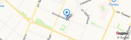Праздник Плюс на карте Архангельска