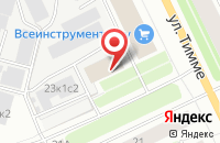Схема проезда до компании Севторг в Архангельске