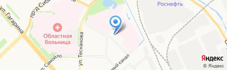 Отдел дополнительного образования на карте Архангельска