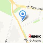 Теплоучет на карте Архангельска