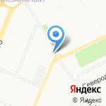Продуктовый магазин на карте Архангельска