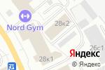 Схема проезда до компании Сфера Вашего здоровья в Архангельске