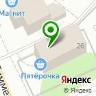 Местоположение компании Время-Сервис