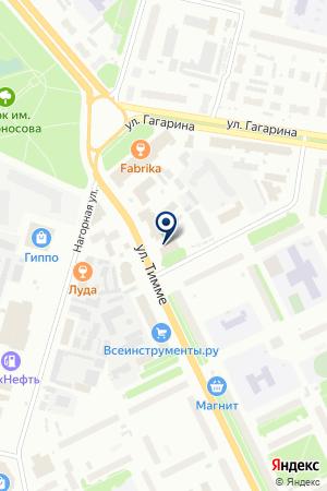 Северная региональная коллегия адвокатов на карте Архангельска