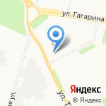 Позитив на карте Архангельска